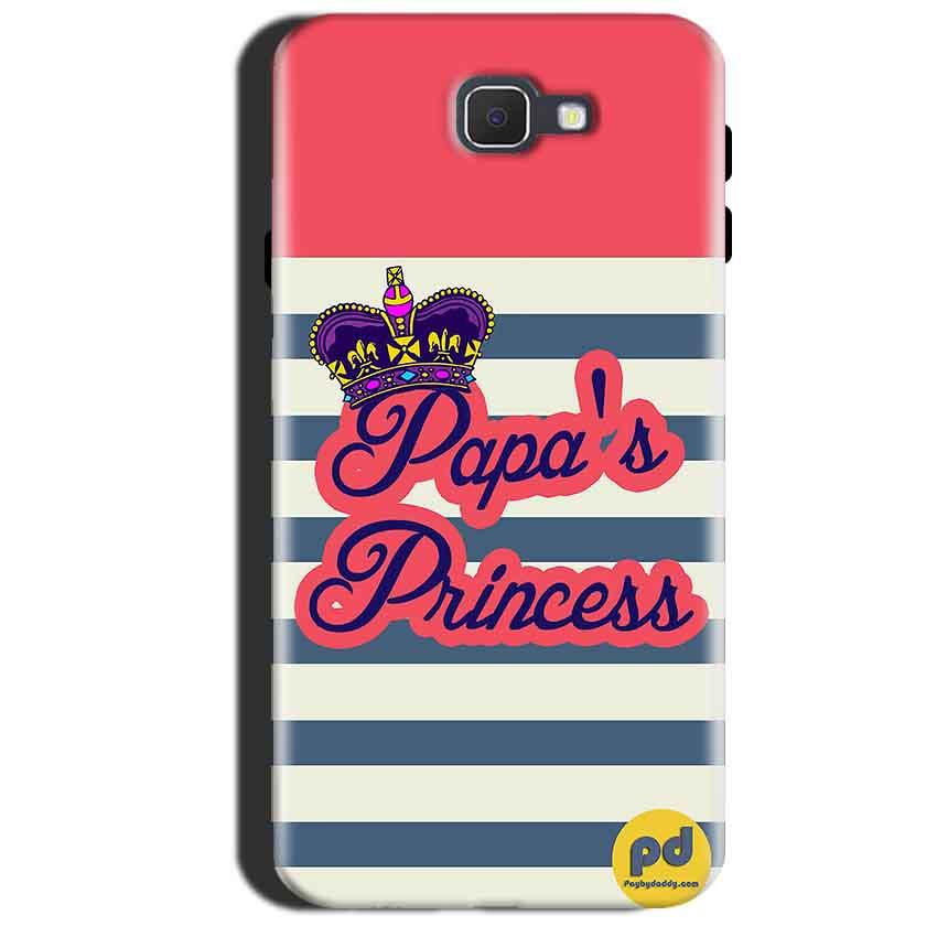 Samsung Galaxy A7 2017 Mobile Covers Cases Papas Princess - Lowest Price - Paybydaddy.com