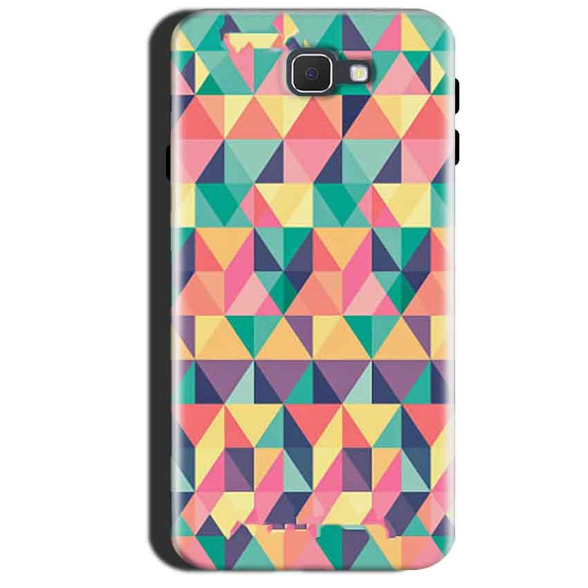 Samsung Galaxy A7 2017 Mobile Covers Cases Prisma coloured design - Lowest Price - Paybydaddy.com