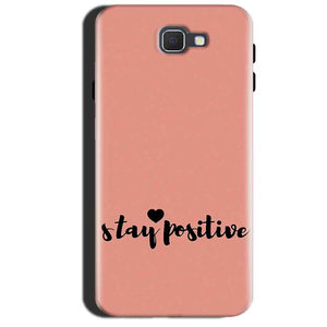 Samsung Galaxy A7 2017 Mobile Covers Cases Stay Positive - Lowest Price - Paybydaddy.com