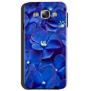 Samsung Galaxy A8 Mobile Covers Cases Blue flower - Lowest Price - Paybydaddy.com