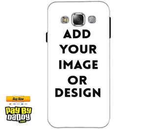 Customized Samsung Galaxy J5 2015 Mobile Phone Covers & Back Covers with your Text & Photo