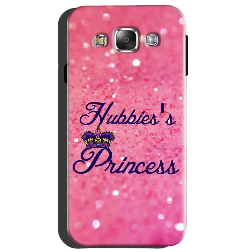 Samsung Galaxy A8 Mobile Covers Cases Hubbies Princess - Lowest Price - Paybydaddy.com
