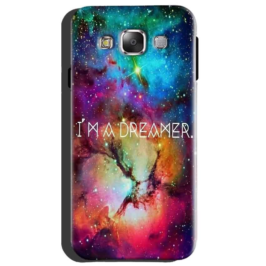 Samsung Galaxy A8 Mobile Covers Cases I am Dreamer - Lowest Price - Paybydaddy.com