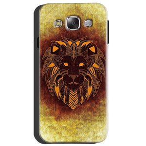 Samsung Galaxy A8 Mobile Covers Cases Lion face art - Lowest Price - Paybydaddy.com