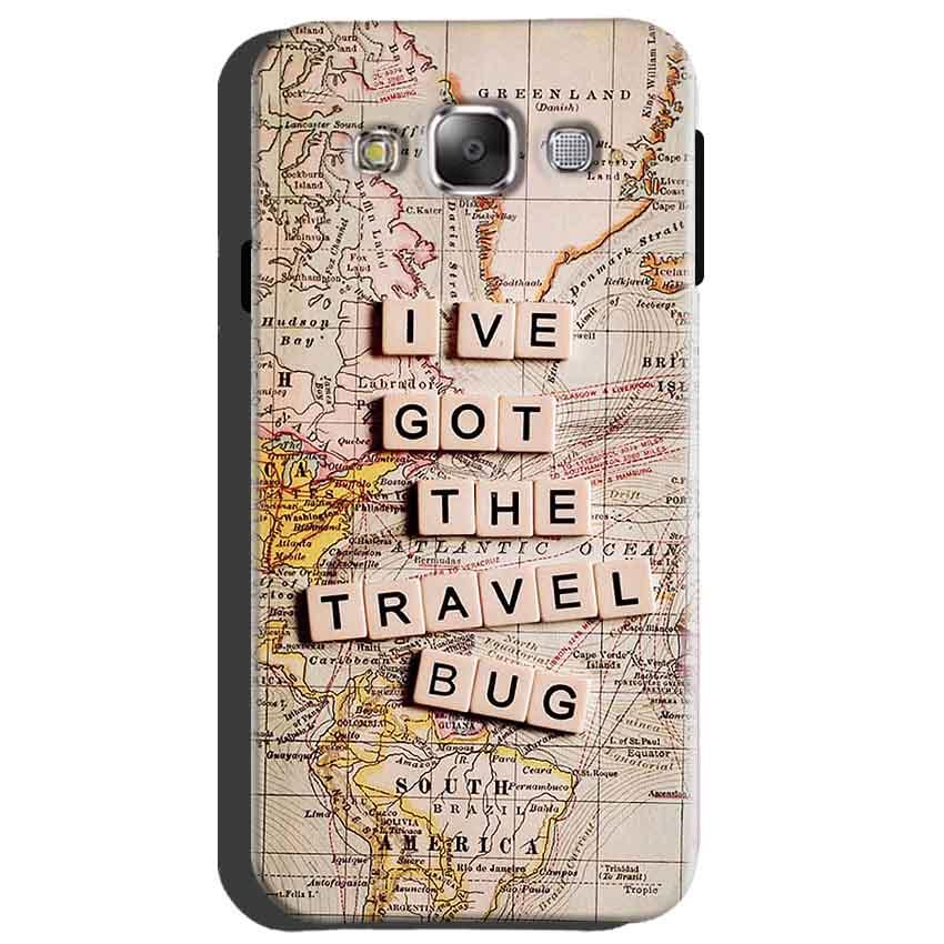 Samsung Galaxy A8 Mobile Covers Cases Live Travel Bug - Lowest Price - Paybydaddy.com
