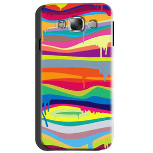 Samsung Galaxy A8 Mobile Covers Cases Melted colours - Lowest Price - Paybydaddy.com