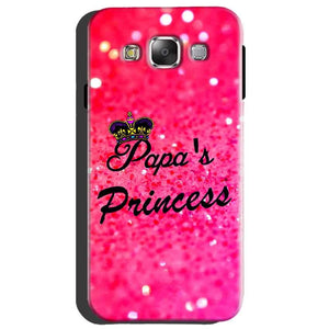 Samsung Galaxy A8 Mobile Covers Cases PAPA PRINCESS - Lowest Price - Paybydaddy.com
