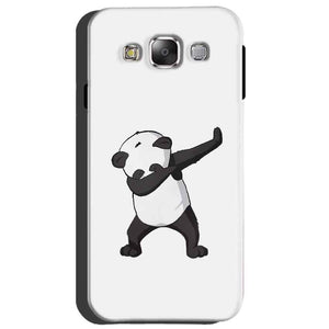 Samsung Galaxy A8 Mobile Covers Cases Panda Dab - Lowest Price - Paybydaddy.com