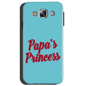 Samsung Galaxy A8 Mobile Covers Cases Papas Princess - Lowest Price - Paybydaddy.com