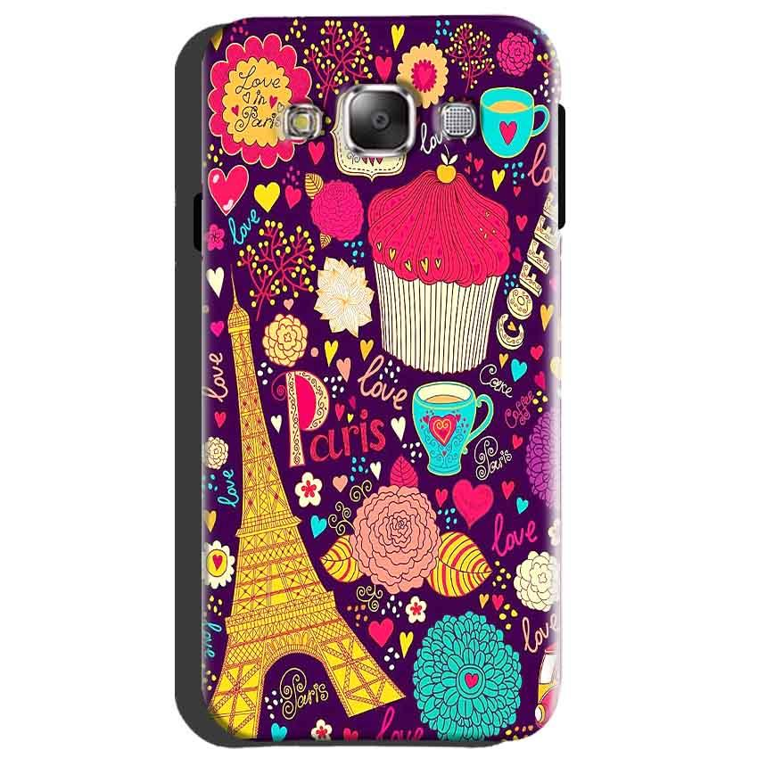 Samsung Galaxy A8 Mobile Covers Cases Paris Sweet love - Lowest Price - Paybydaddy.com
