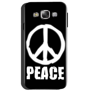 Samsung Galaxy A8 Mobile Covers Cases Peace Sign In White - Lowest Price - Paybydaddy.com