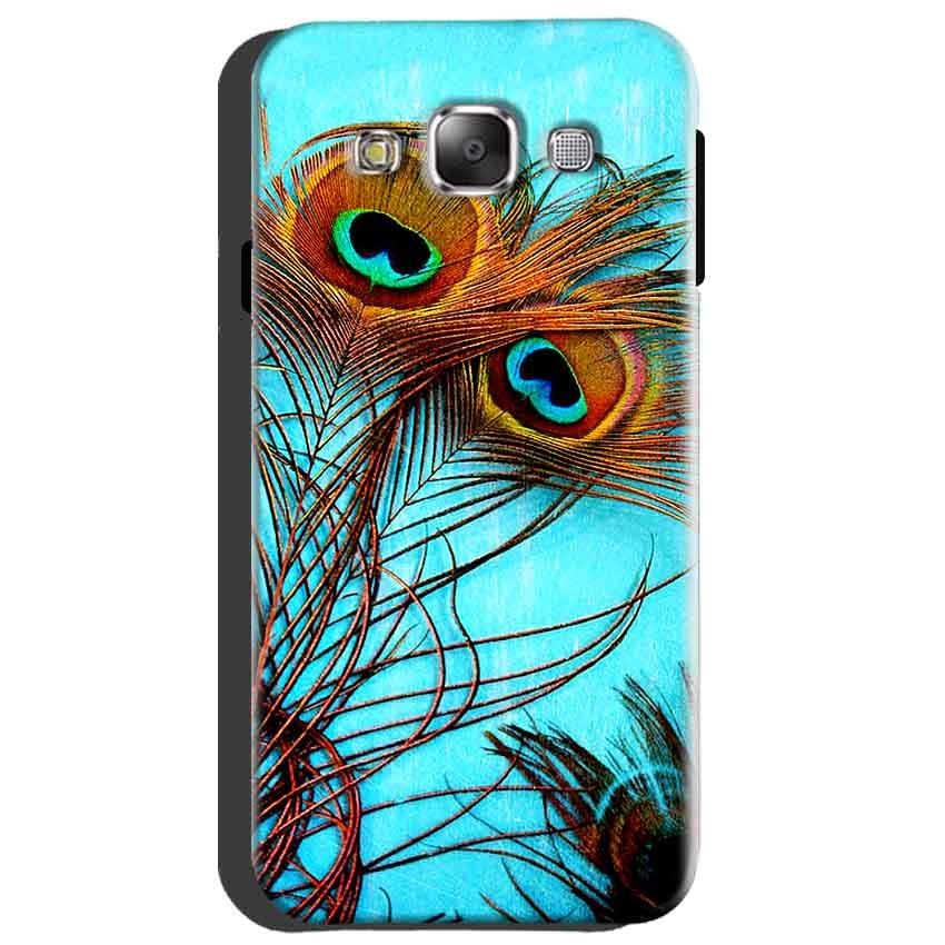 Samsung Galaxy A8 Mobile Covers Cases Peacock blue wings - Lowest Price - Paybydaddy.com