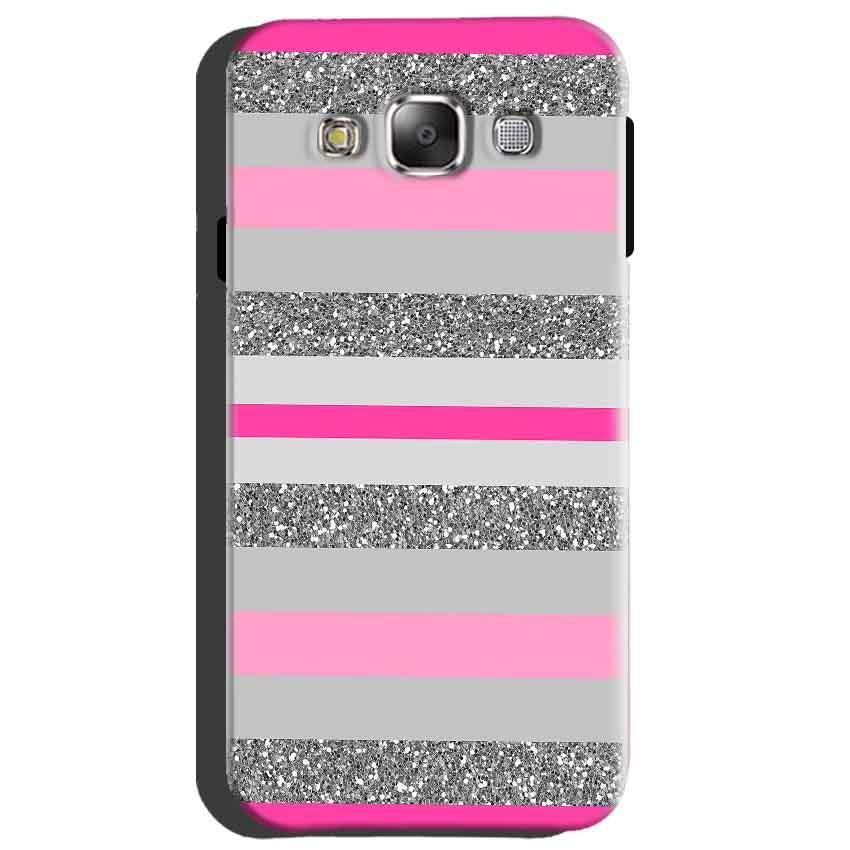 Samsung Galaxy A8 Mobile Covers Cases Pink colour pattern - Lowest Price - Paybydaddy.com