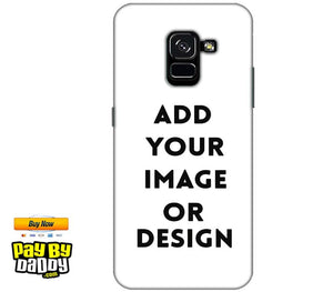 Customized Samsung Galaxy A8 Plus Mobile Phone Covers & Back Covers with your Text & Photo