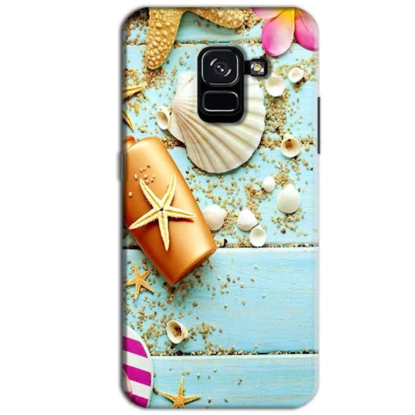 Samsung Galaxy A8 Plus Mobile Covers Cases Pearl Star Fish - Lowest Price - Paybydaddy.com