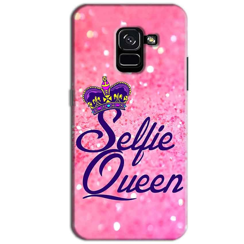 Samsung Galaxy A8 Plus Mobile Covers Cases Selfie Queen - Lowest Price - Paybydaddy.com