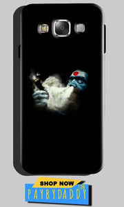 Samsung Galaxy A8 Mobile Covers Cases Shiva Aghori Smoking - Lowest Price - Paybydaddy.com