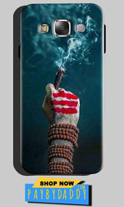 Samsung Galaxy A8 Mobile Covers Cases Shiva Hand With Clilam - Lowest Price - Paybydaddy.com