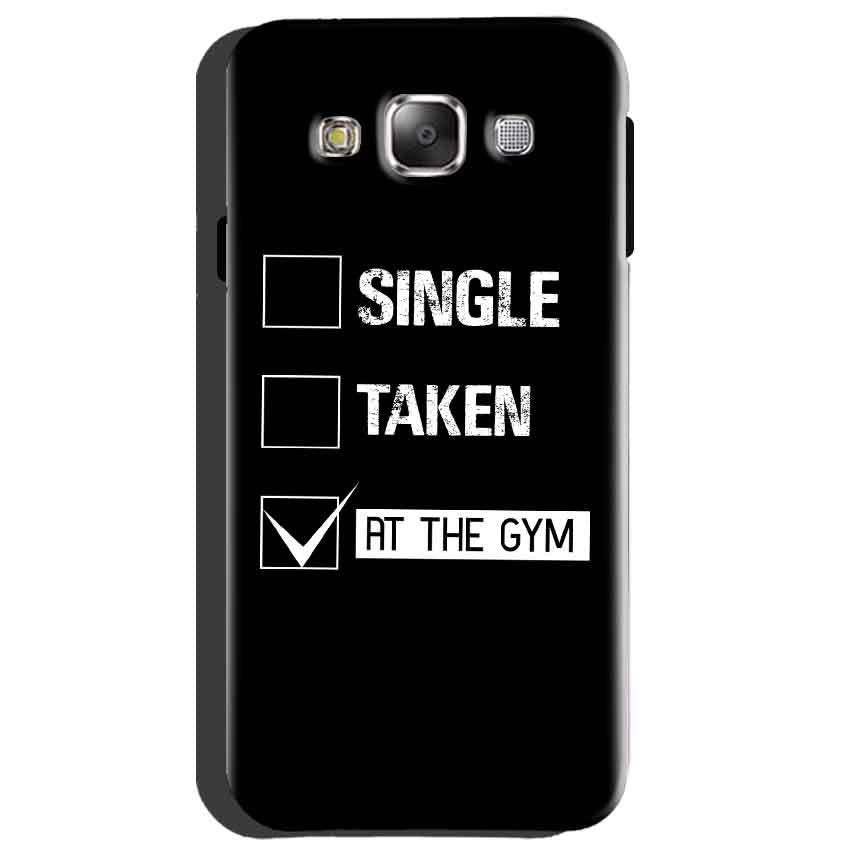 Samsung Galaxy A8 Mobile Covers Cases Single Taken At The Gym - Lowest Price - Paybydaddy.com