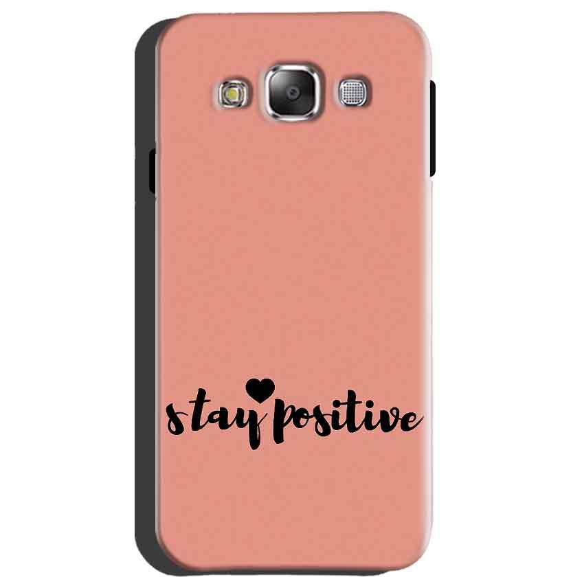 Samsung Galaxy A8 Mobile Covers Cases Stay Positive - Lowest Price - Paybydaddy.com