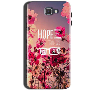 Samsung Galaxy A9 Pro 2016 Mobile Covers Cases Hope in the Things Unseen- Lowest Price - Paybydaddy.com