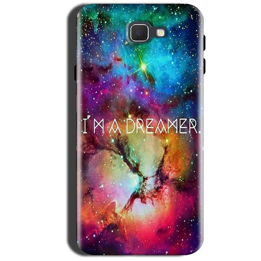 Samsung Galaxy A9 Pro 2016 Mobile Covers Cases I am Dreamer - Lowest Price - Paybydaddy.com