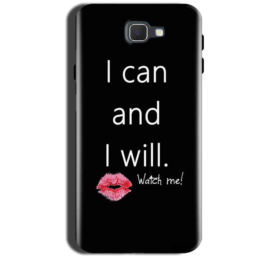 Samsung Galaxy A9 Pro 2016 Mobile Covers Cases i can and i will Lips - Lowest Price - Paybydaddy.com