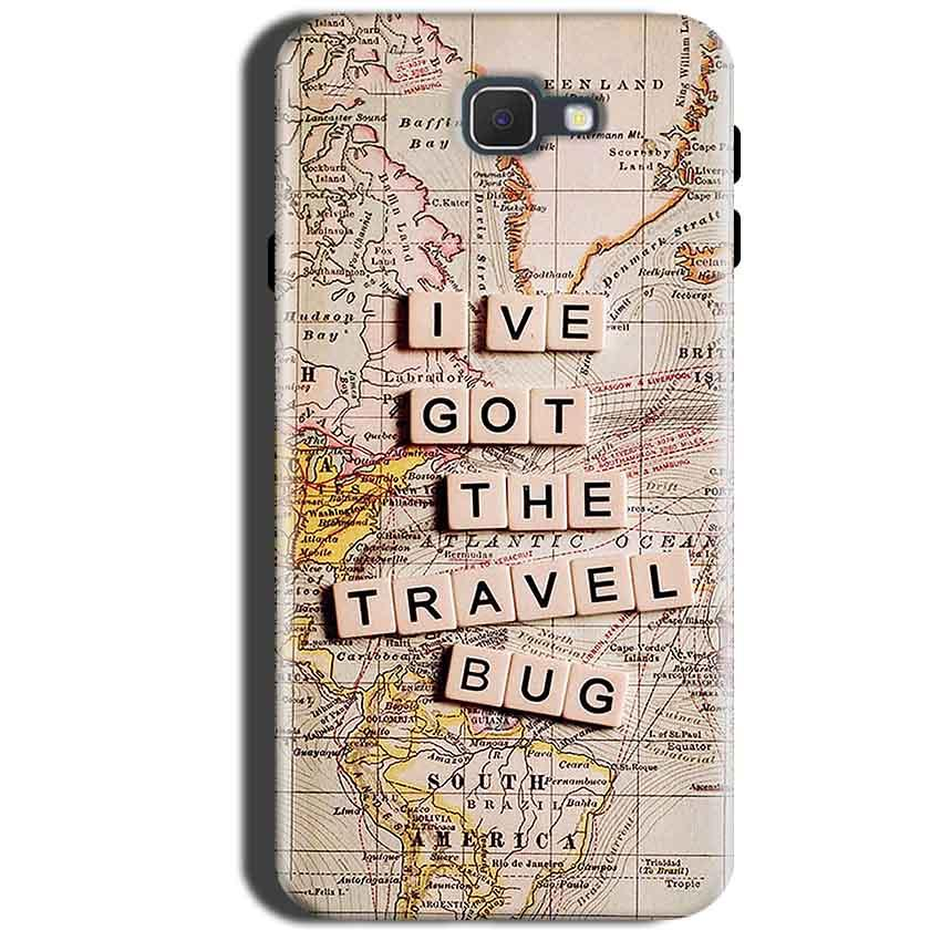 Samsung Galaxy A9 Pro 2016 Mobile Covers Cases Live Travel Bug - Lowest Price - Paybydaddy.com