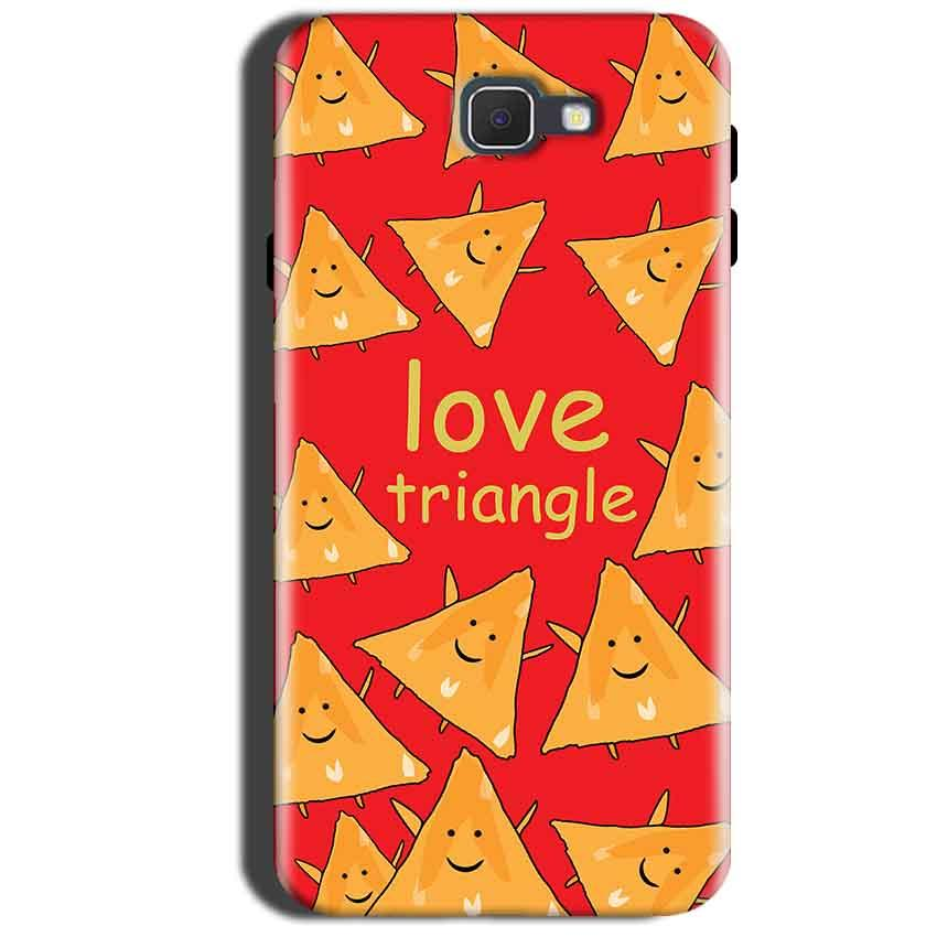 Samsung Galaxy A9 Pro 2016 Mobile Covers Cases Love Triangle - Lowest Price - Paybydaddy.com