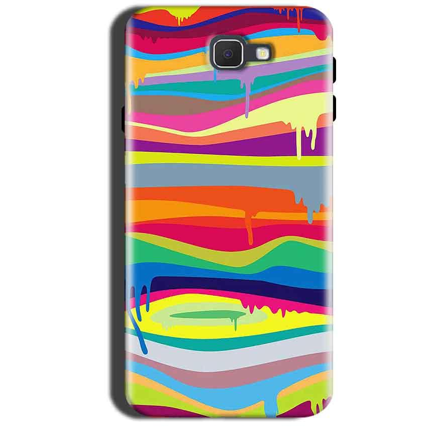 Samsung Galaxy A9 Pro 2016 Mobile Covers Cases Melted colours - Lowest Price - Paybydaddy.com
