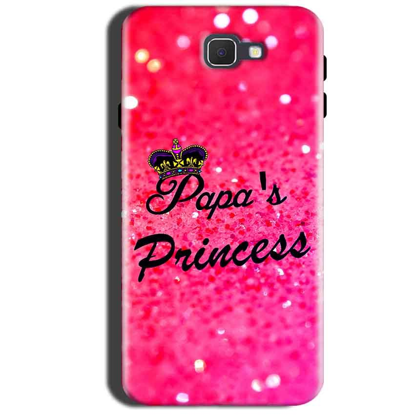 Samsung Galaxy A9 Pro 2016 Mobile Covers Cases PAPA PRINCESS - Lowest Price - Paybydaddy.com