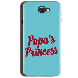 Samsung Galaxy A9 Pro 2016 Mobile Covers Cases Papas Princess - Lowest Price - Paybydaddy.com