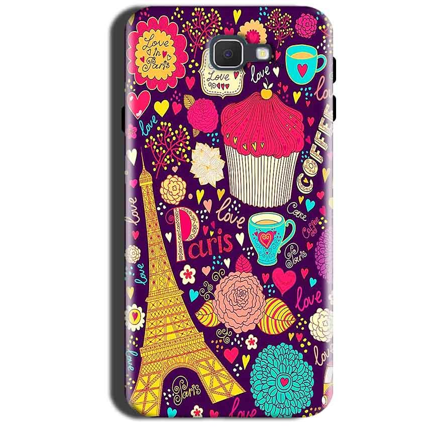 Samsung Galaxy A9 Pro 2016 Mobile Covers Cases Paris Sweet love - Lowest Price - Paybydaddy.com