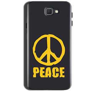 Samsung Galaxy A9 Pro 2016 Mobile Covers Cases Peace Blue Yellow - Lowest Price - Paybydaddy.com