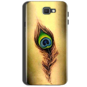 Samsung Galaxy A9 Pro 2016 Mobile Covers Cases Peacock coloured art - Lowest Price - Paybydaddy.com
