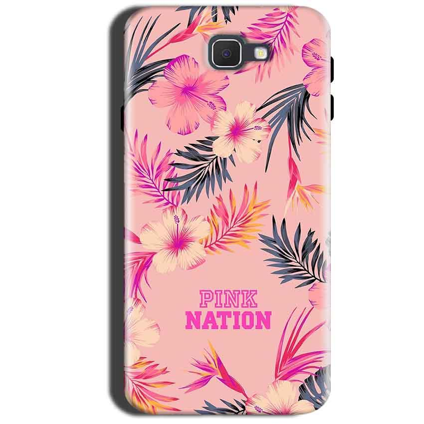 Samsung Galaxy A9 Pro 2016 Mobile Covers Cases Pink nation - Lowest Price - Paybydaddy.com