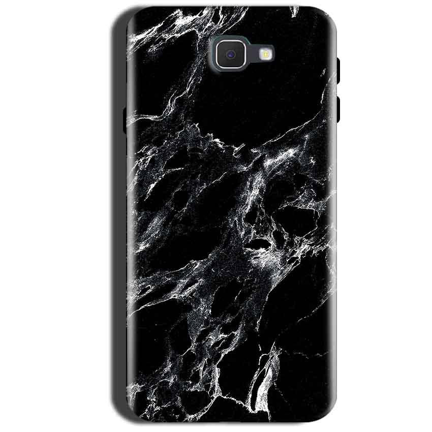 Samsung Galaxy A9 Pro 2016 Mobile Covers Cases Pure Black Marble Texture - Lowest Price - Paybydaddy.com