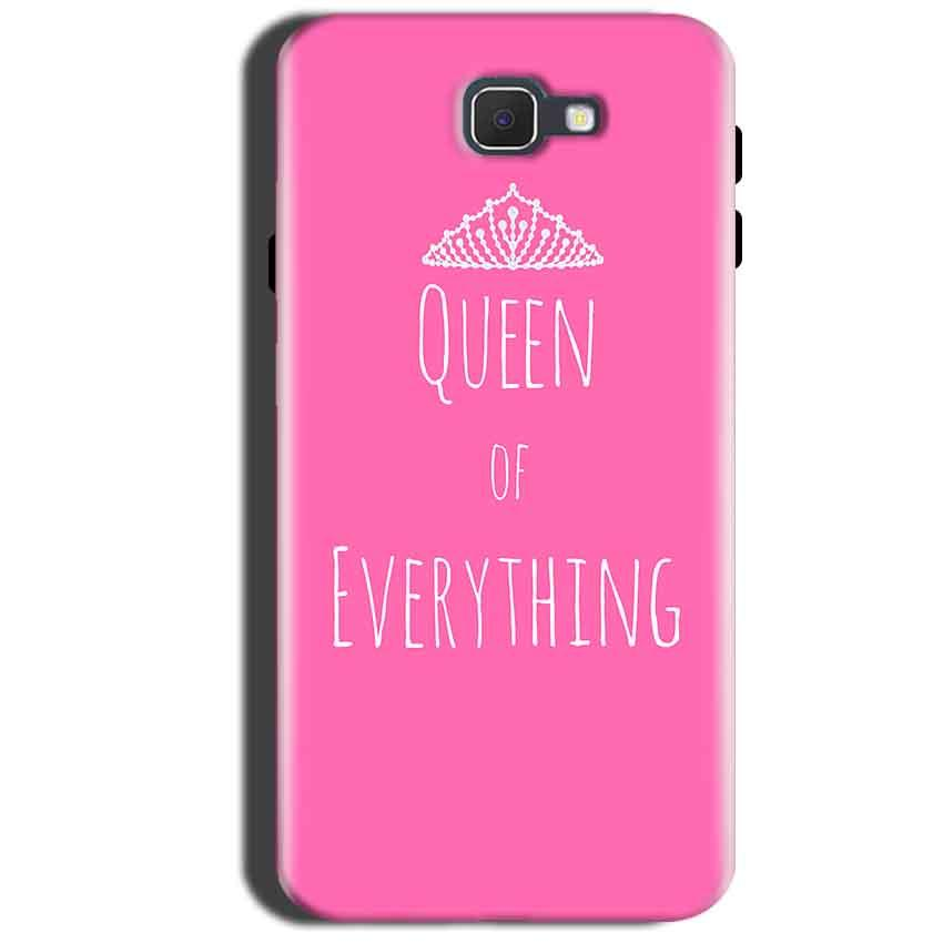 Samsung Galaxy A9 Pro 2016 Mobile Covers Cases Queen Of Everything Pink White - Lowest Price - Paybydaddy.com