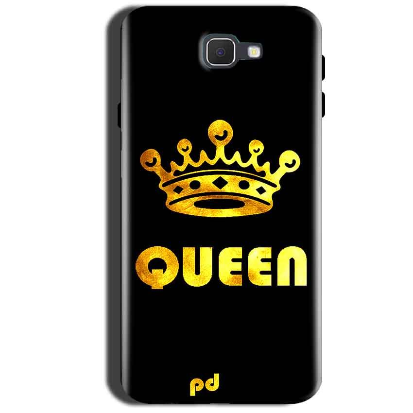 Samsung Galaxy A9 Pro 2016 Mobile Covers Cases Queen With Crown in gold - Lowest Price - Paybydaddy.com