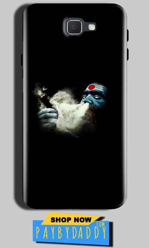 Samsung Galaxy A9 Pro 2016 Mobile Covers Cases Shiva Aghori Smoking - Lowest Price - Paybydaddy.com