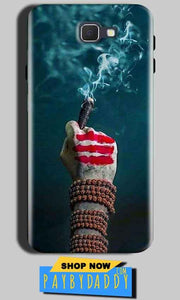 Samsung Galaxy A9 Pro 2016 Mobile Covers Cases Shiva Hand With Clilam - Lowest Price - Paybydaddy.com