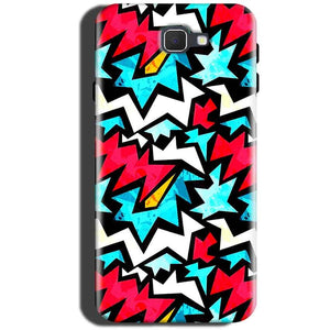 Samsung Galaxy C5 Pro Mobile Covers Cases Colored Design Pattern - Lowest Price - Paybydaddy.com