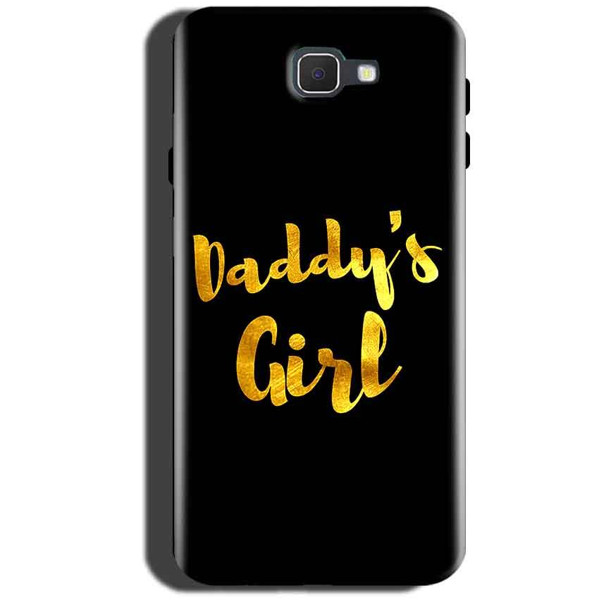 Samsung Galaxy C5 Pro Mobile Covers Cases Daddys girl - Lowest Price - Paybydaddy.com