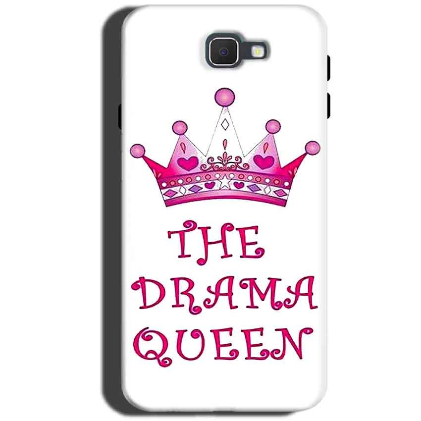 Samsung Galaxy C5 Pro Mobile Covers Cases Drama Queen - Lowest Price - Paybydaddy.com