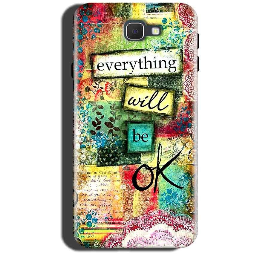 Samsung Galaxy C5 Pro Mobile Covers Cases Everything Will BE OK - Lowest Price - Paybydaddy.com