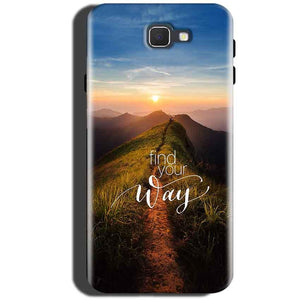 Samsung Galaxy C5 Pro Mobile Covers Cases Find Your Way Quote - Lowest Price - Paybydaddy.com