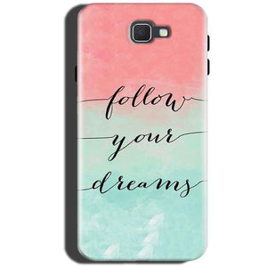 Samsung Galaxy C5 Pro Mobile Covers Cases Follow Your Dreams - Lowest Price - Paybydaddy.com