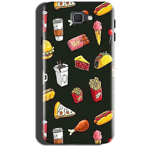 Samsung Galaxy C5 Pro Mobile Covers Cases Foodie Design - Lowest Price - Paybydaddy.com