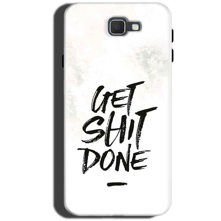 Samsung Galaxy C5 Pro Mobile Covers Cases Get SHIT done - Lowest Price - Paybydaddy.com