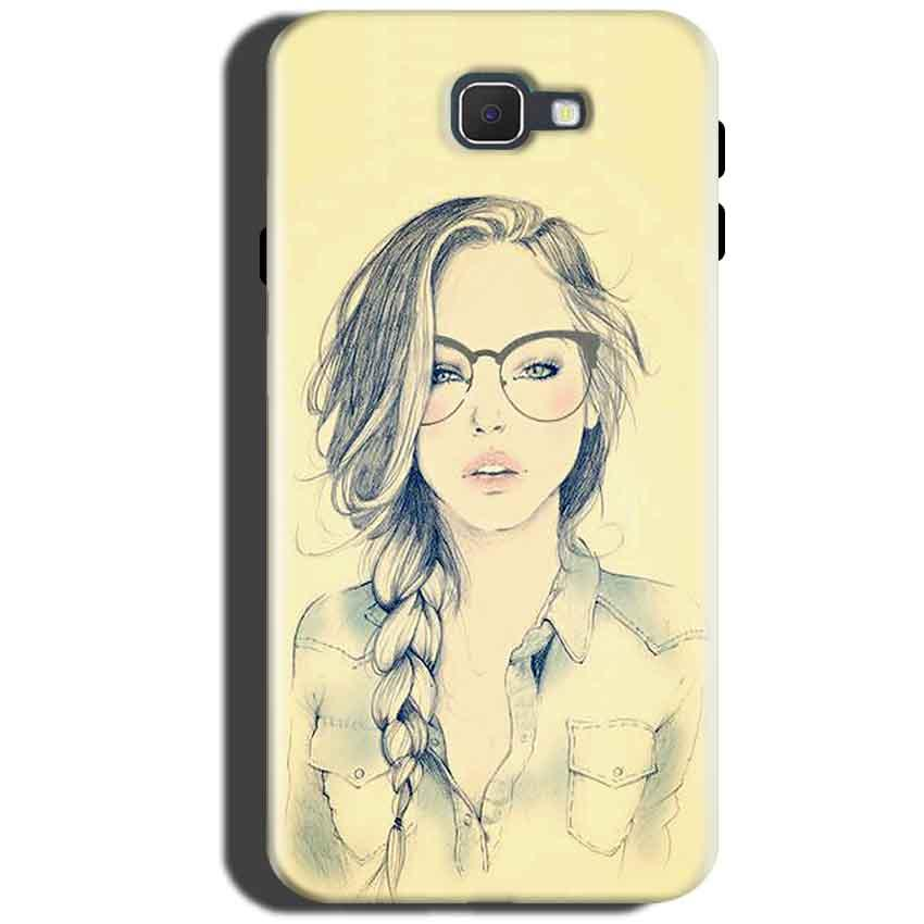 Samsung Galaxy C5 Pro Mobile Covers Cases Girl Picture - Lowest Price - Paybydaddy.com
